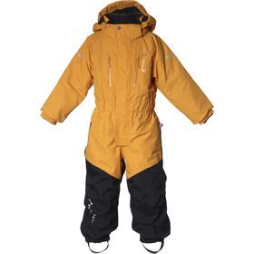 Isbjörn Penguin Combinaison de ski Enfant, saffron